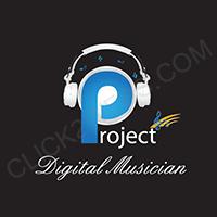ออกแบบโลโก้ logo PDM Edit3